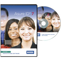 Asure ID Exchange card printing software