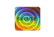 Hologram Holographic Security Tape
